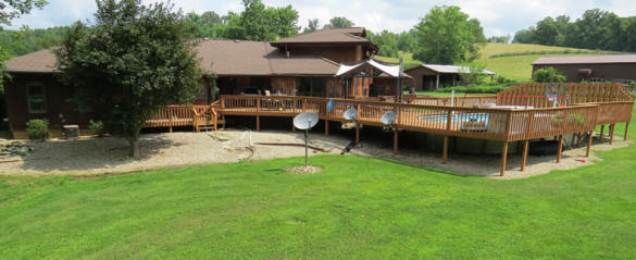 Liberty Lodge - Hocking Hills Lodge for Receptions/Events